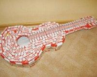 гитара из КитКат