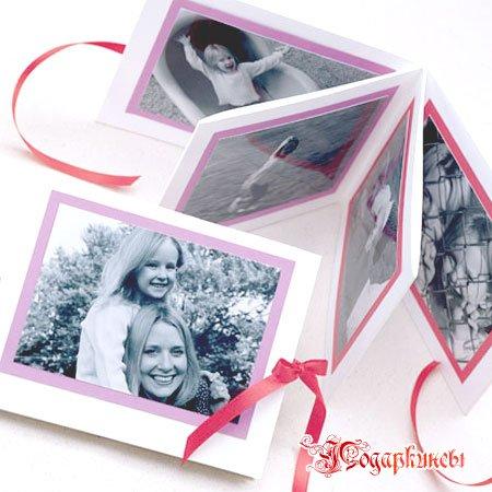 семейный фото-альбом для дедушки
