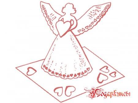 готовый ангелочек