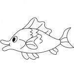 улыбающаяся рыбка