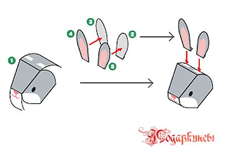 голова зайца