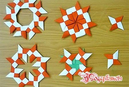 восьмиугольный сюрикен