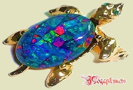 Миниатюра черепахи