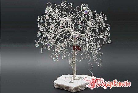 Никелевое дерево