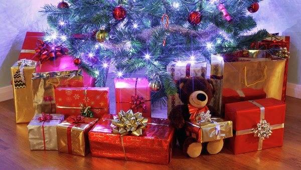 Новогодние сладкие наборы своими руками