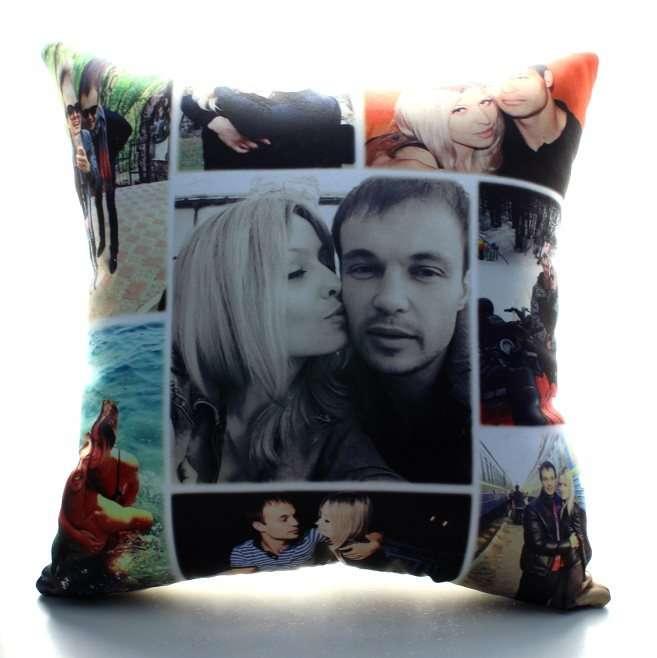 сколько стоит нанести фото на подушку может